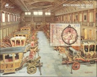 Centenário do Museu Nacional dos Coches (1905-2005)