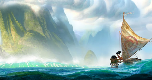 Moana: We Are Explorers Reading Every Sign