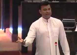 Ranjan Ramanayake Speaks About Lanka E News in Parliament