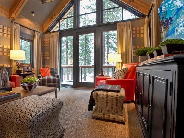 modern furniture hgtv dream home 2014 family room pictures. Black Bedroom Furniture Sets. Home Design Ideas