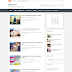 New Line Responsive Blogger Template Download