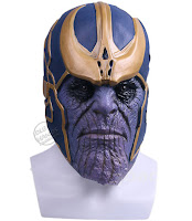 Marvel Avengers Infinity War Thanos Costume Mask