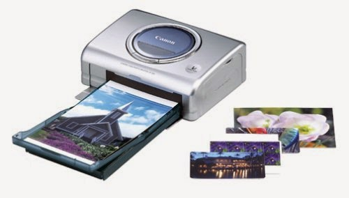 Canon Card Photo Printer CP-200