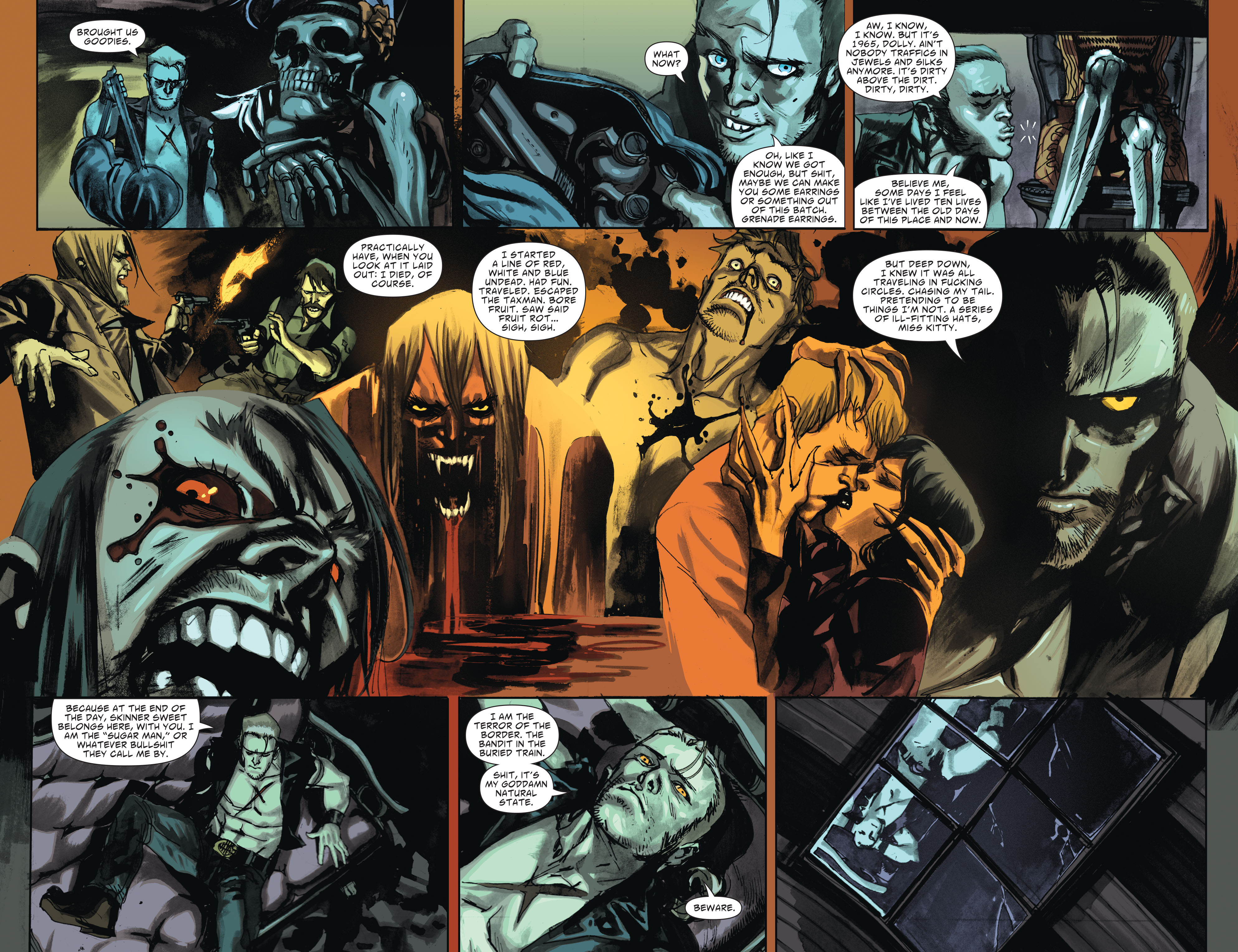Read online American Vampire: Second Cycle comic -  Issue #1 - 22