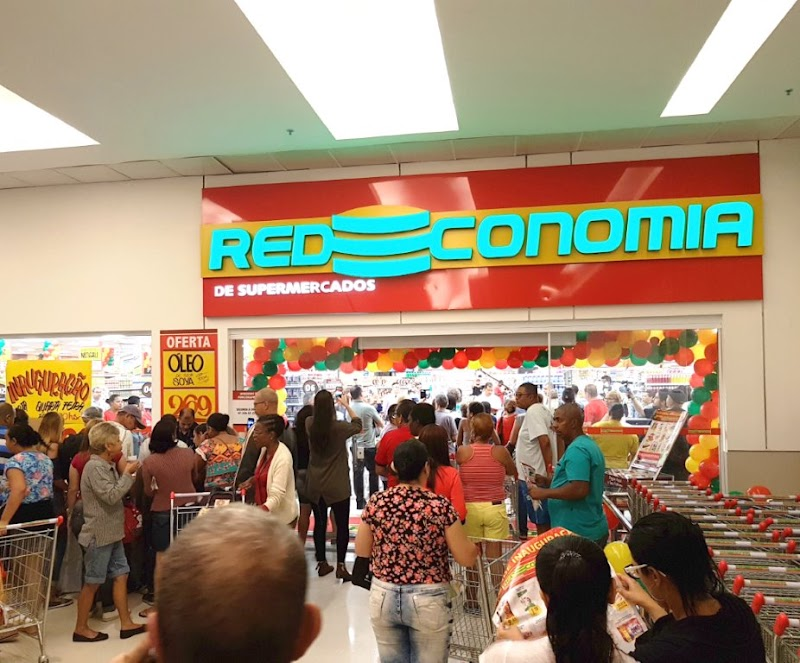 Supermercado Redeconomia inaugura loja com projeto diferenciado no Shopping Jardim Guadalupe