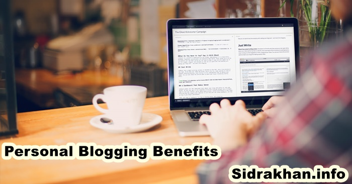 Blogging Benefits