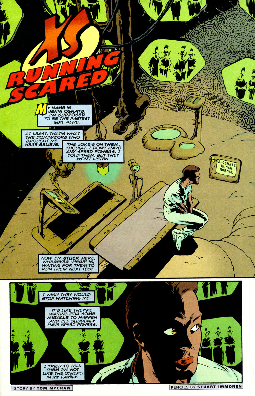 Legion of Super-Heroes (1989) _Annual_5 Page 10