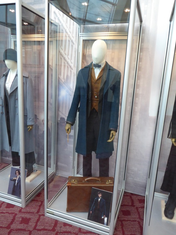 Hollywood Movie Costumes and Props: Fantastic Beasts and