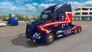 Cargo Transporters skin for Volvo VNL 670