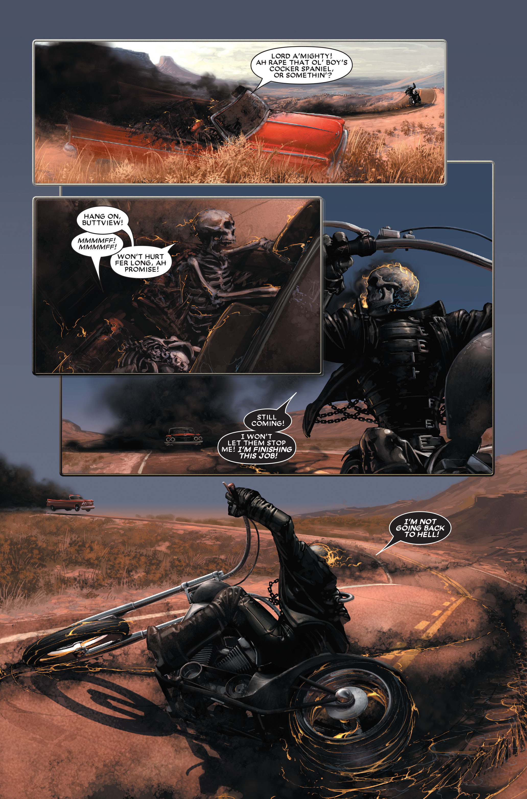 Ghost Rider (2005) Issue #3 #3 - English 10