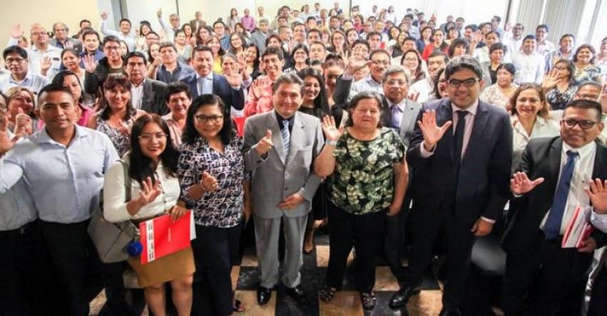 MINEDU: Ministro Benavides sostiene que trabajo multisectorial promoverá mejores resultados - www.minedu.gob.pe
