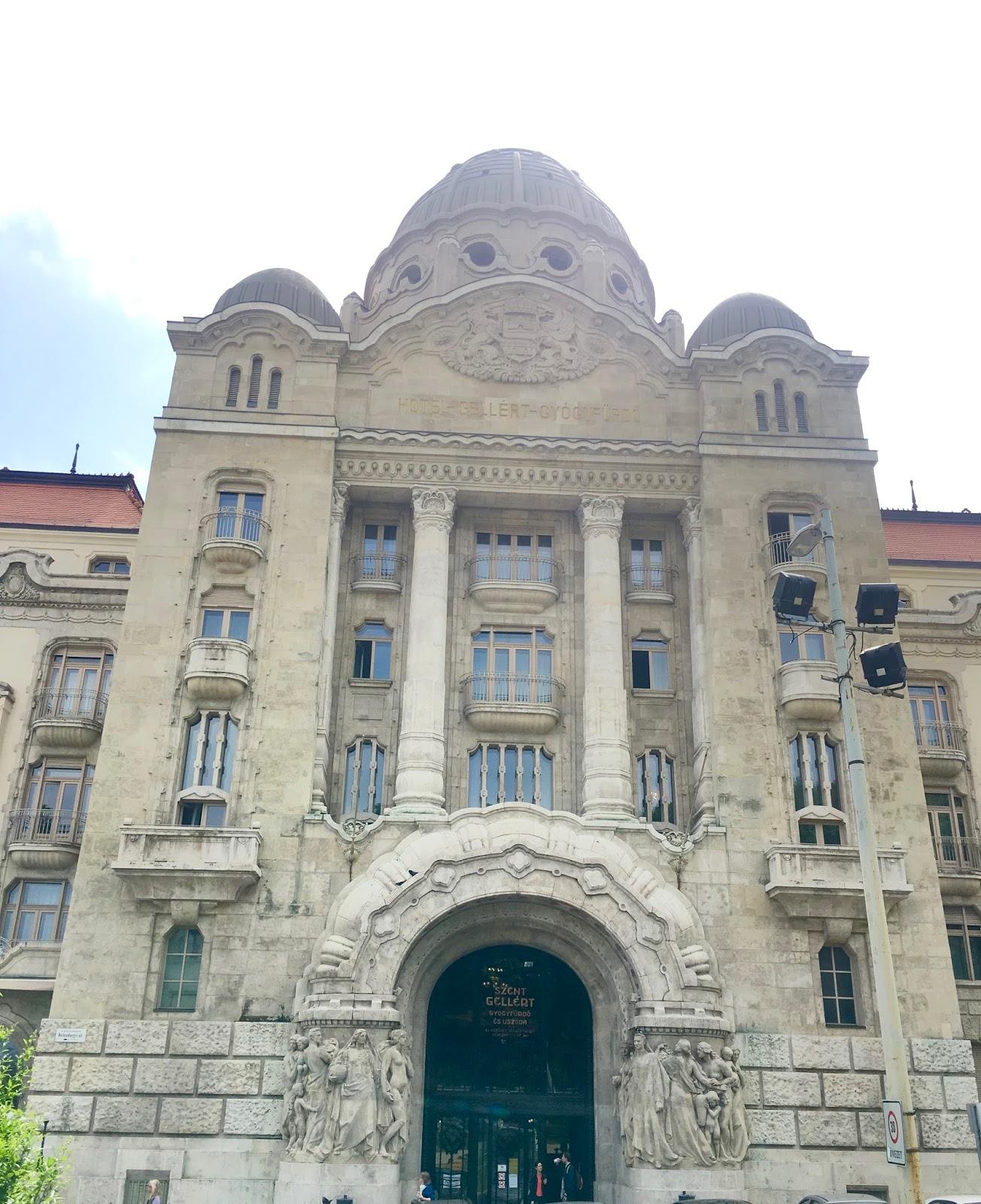 čo vidieť v Budapešti
