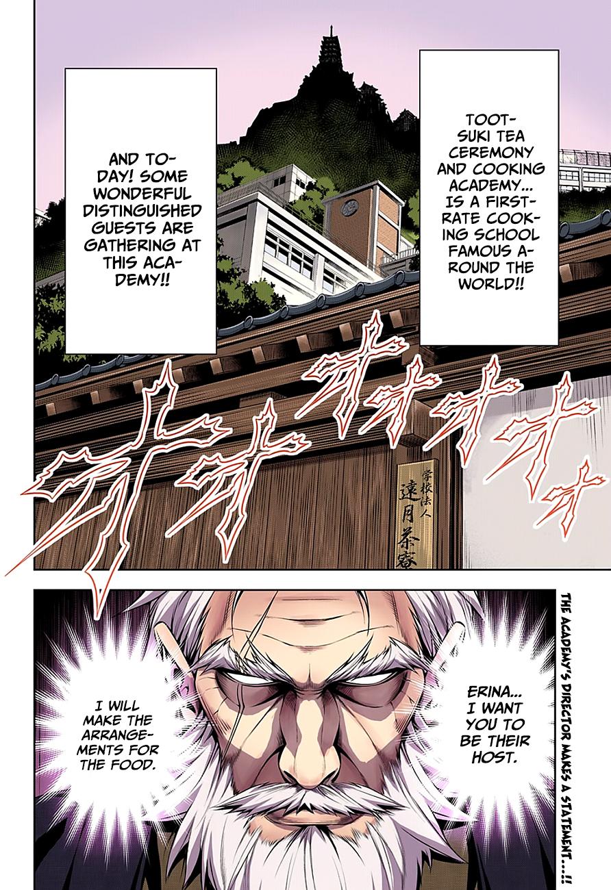 Shokugeki no Soma - Chapter 133