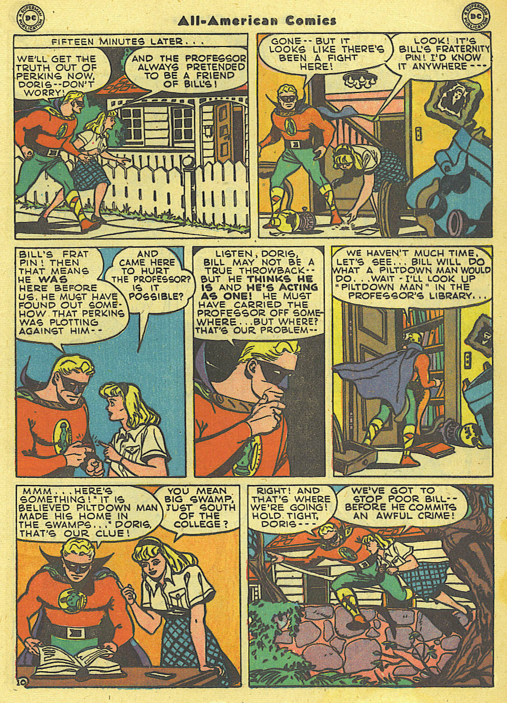 Read online All-American Comics (1939) comic -  Issue #83 - 19