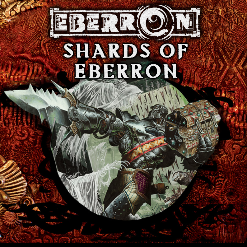 Shards Of Eberron Soundtrack