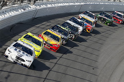 The Ford teams will take this momentum into the #NASCAR Can-Am Twin Duels and the Daytona 500 later this week.