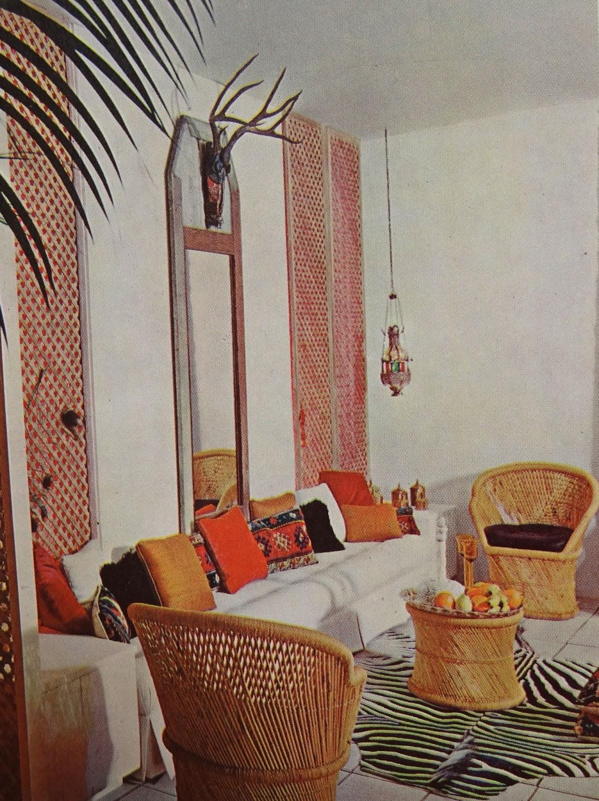 Gypsy yaya lovin 39 1970s design house garden 39 s complete - Interior design and decoration ...
