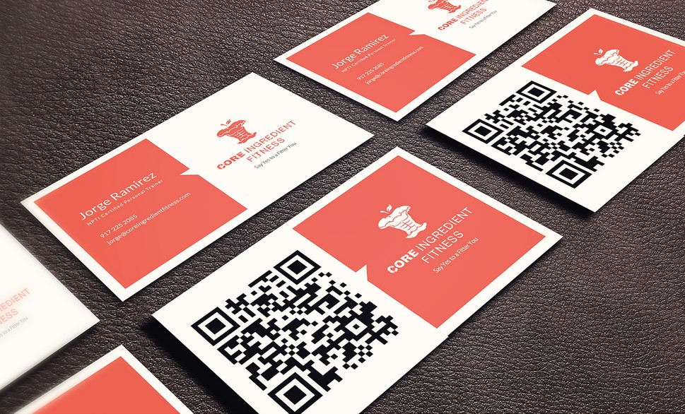 how to give business card properly