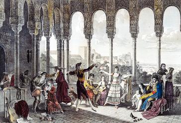 Kehancuran Agama Islam di Spanyol