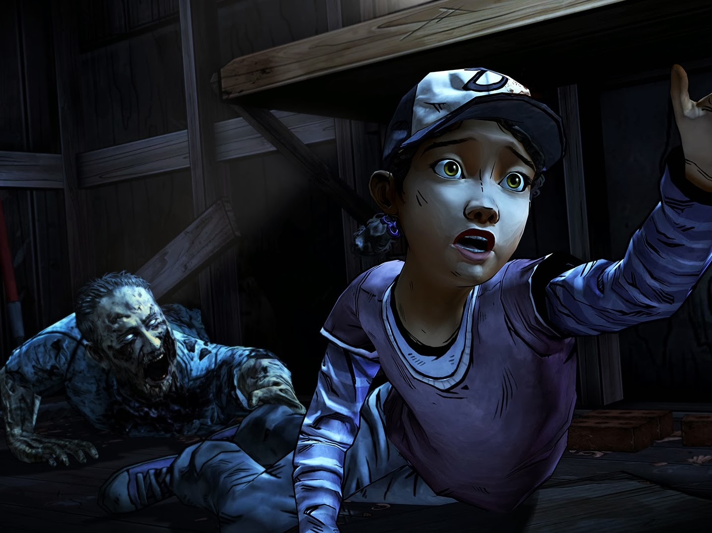Review The Walking Dead Season 2 Episode 1 Xbox 360