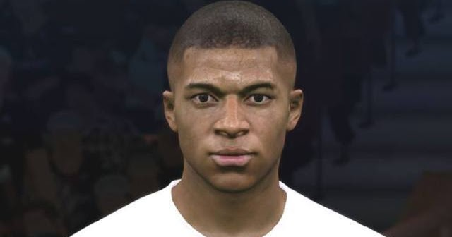 Kylian Mbappé Face - PES 2017 - PES Patches