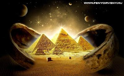 Rejtélyek, titkok: Gyakorlati példák, hogy a piramisok megmagyarázhatatlan jelenségeket produkálnak