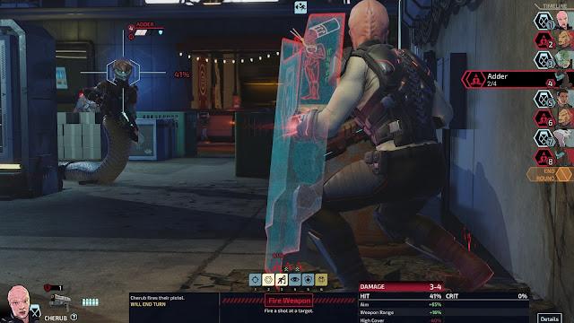 XCOM Chimera Squad PC Mega
