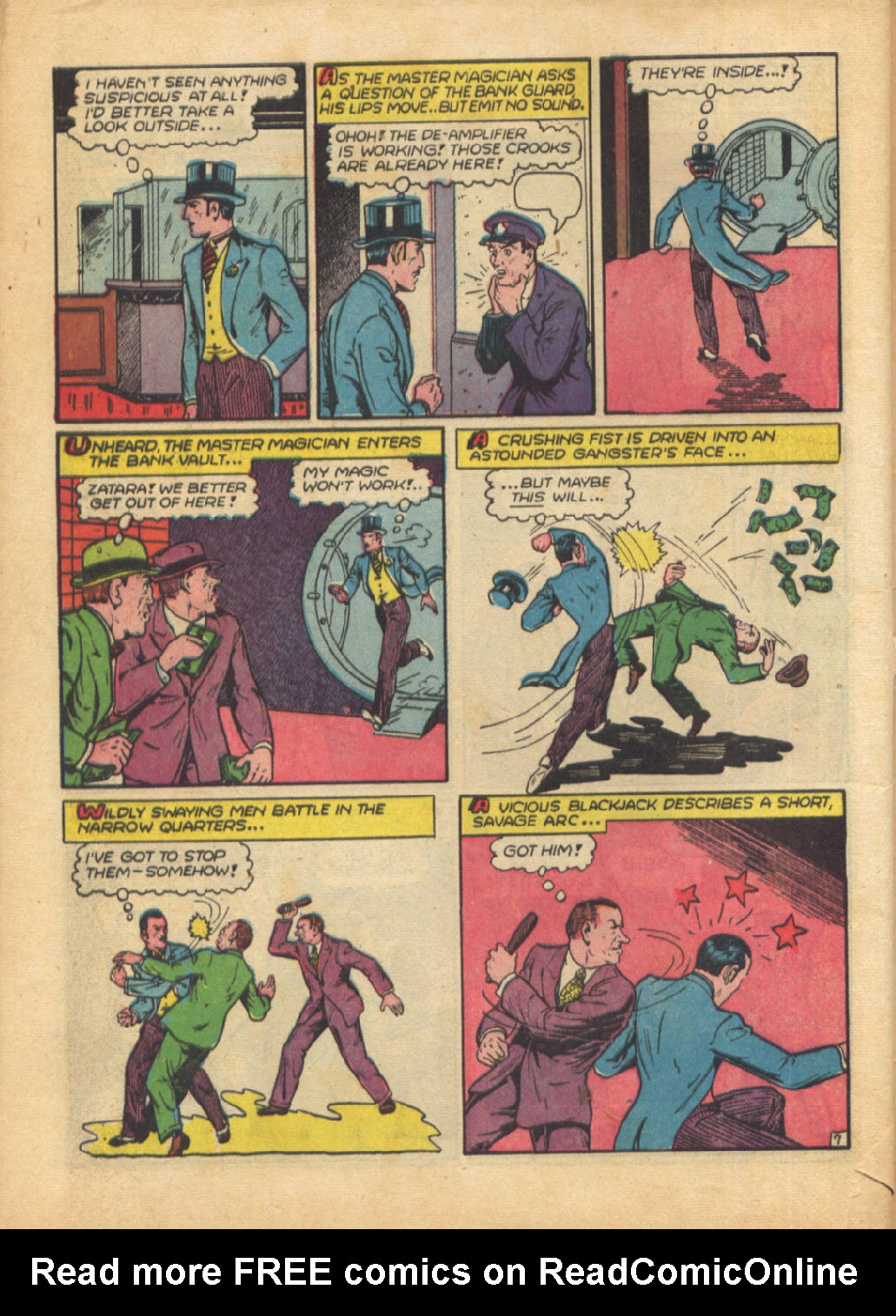 Read online Action Comics (1938) comic -  Issue #64 - 55