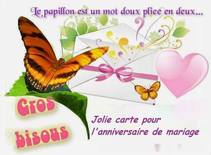 jolie carte anniversaire mariage 15 ans