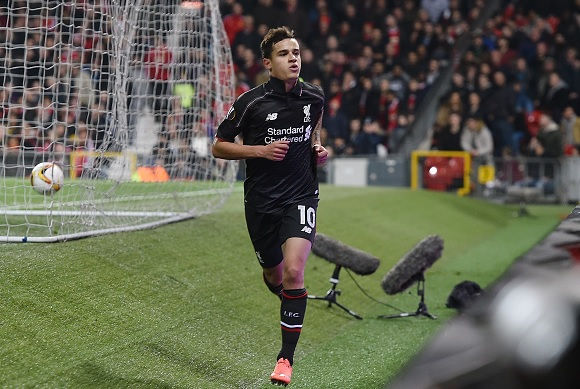 Liverpool Injury News - Philippe Coutinho doubtful for Spurs game