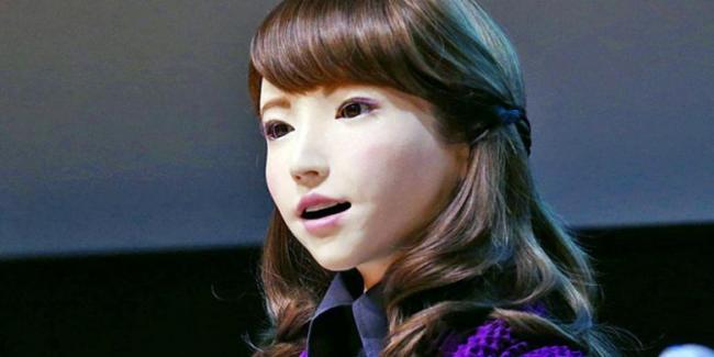 Robot Erica