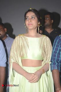Raashi Khanna Latest Stills at Supreme Movie Platinum Disc Function ~ Celebs Next