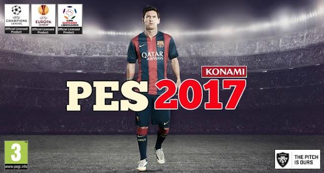 تحميل لعبة PES 2017 الجديدة على هاتف الأندرويد