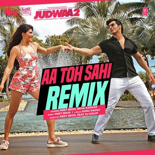 Aa To Sahi - Judwaa 2 (2017)