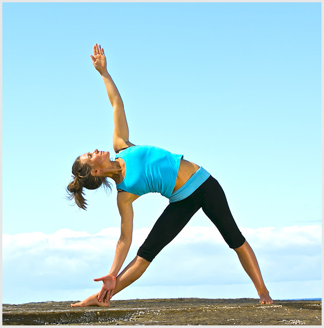 Indulge In Yoga Asanas