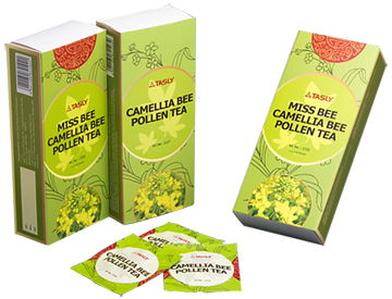 Tasly Camellia Bee Pollen Tea 1