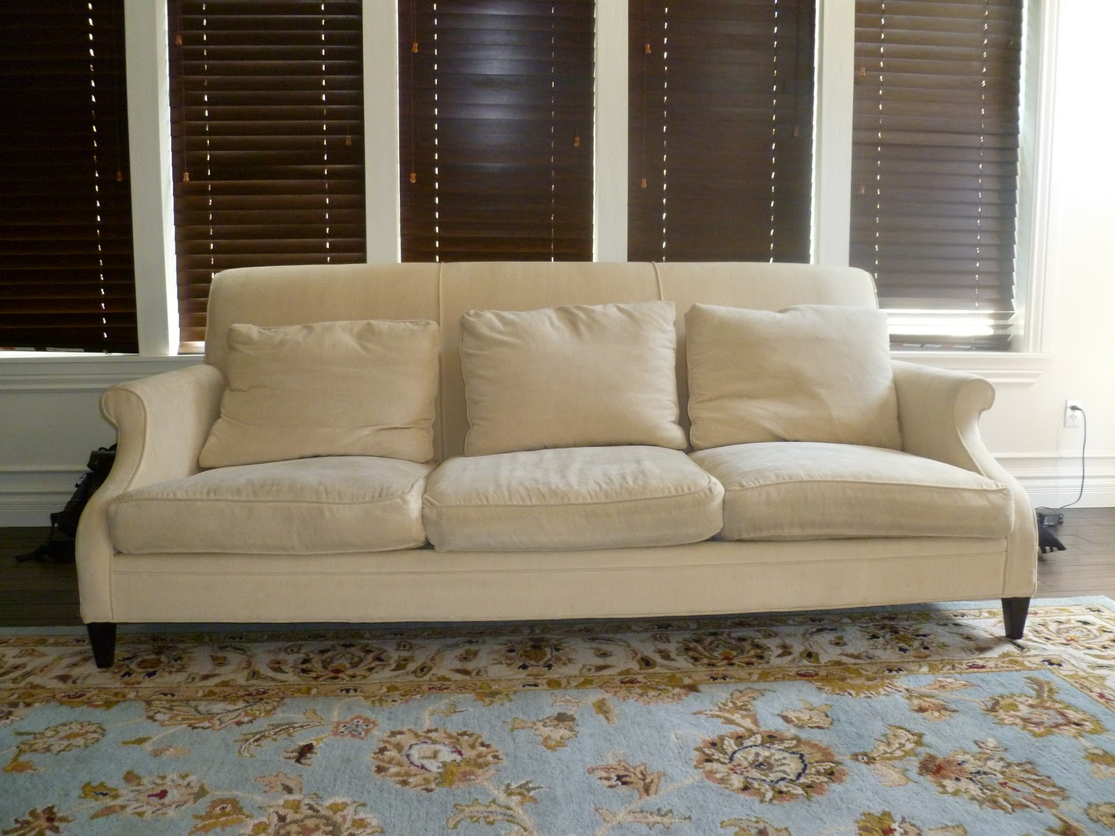 Delaney Sofa Restoration Hardware