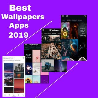 best free HD Wallpaper apps for android 2019
