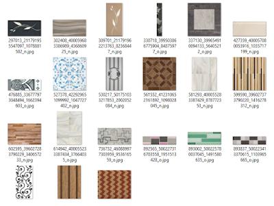 sketchup Texture material
