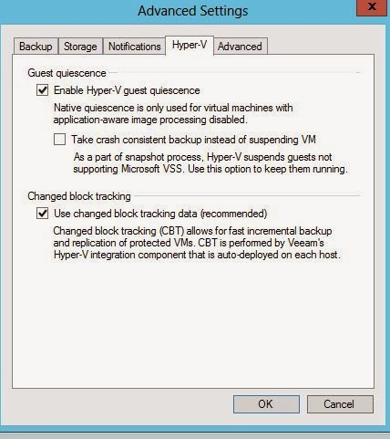 Herkese Lazım: Veeam Backup Guest Processing Skipped Error