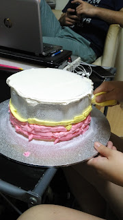 Home Made Cake Decorating