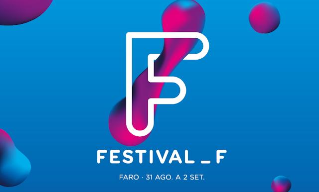 F de Festival. F de Faro. O Festival F está aí!