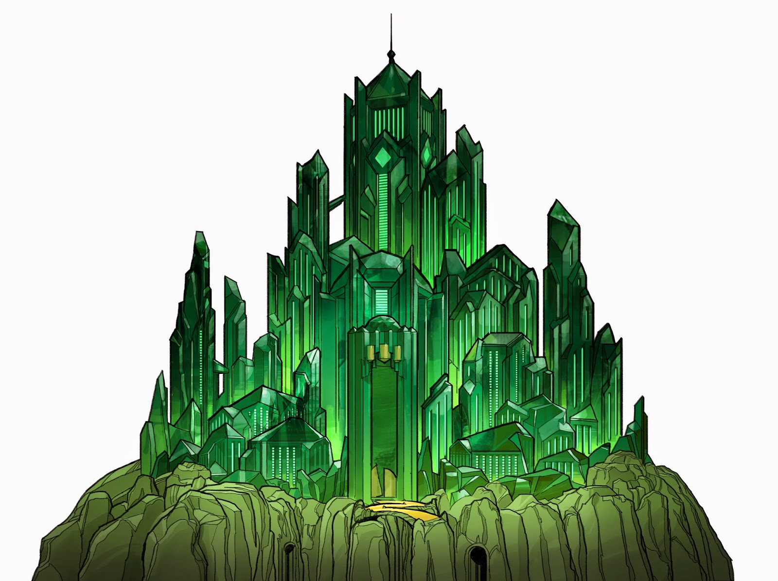 Emerald City (Ypbor Yan)