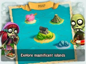 Zombie Castaways Android