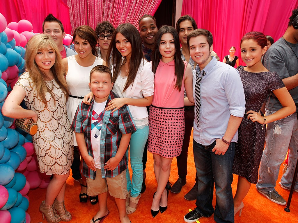 I Carly Cast: NickALive!: Nickelodeon News Round-Up