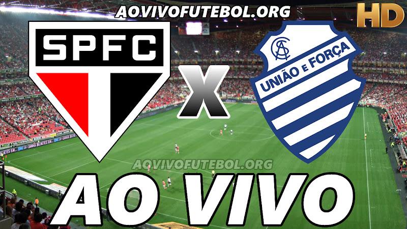 Assistir São Paulo vs CSA Ao Vivo HD
