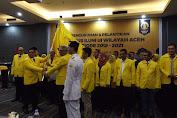 Kurnia Fitri Jamil Ketua ILUNI UI Aceh