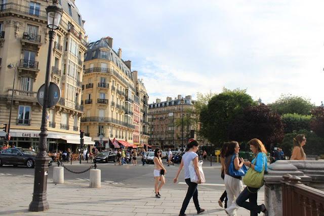 歐洲背包客/巴黎Paris