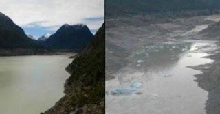 Λίμνη στην Παταγονία εξαφανίζεται για 2η φορά με μυστηριώδη τρόπο