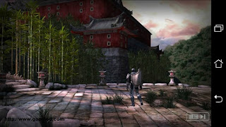 Download Infinity Blade Saga v1.1.156 Apk + Data Android